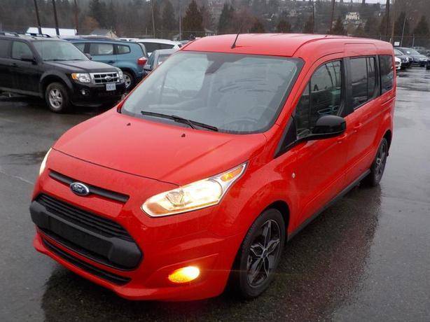 2016 Ford Transit Connect XLT 7 Passenger Van