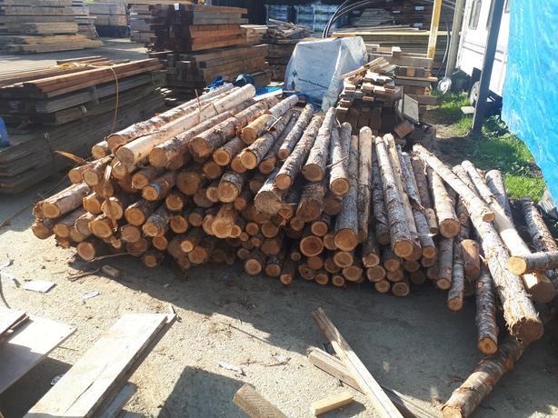 Cedar Fence Posts