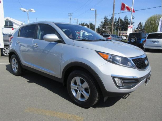 2015 Kia Sportage LX FWD Low Kilometers Warranty