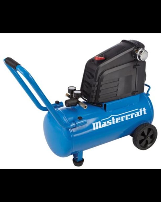NEW Mastercraft 8 Gallon Air Compressor, 1.5-hp Reg. Price $379.00