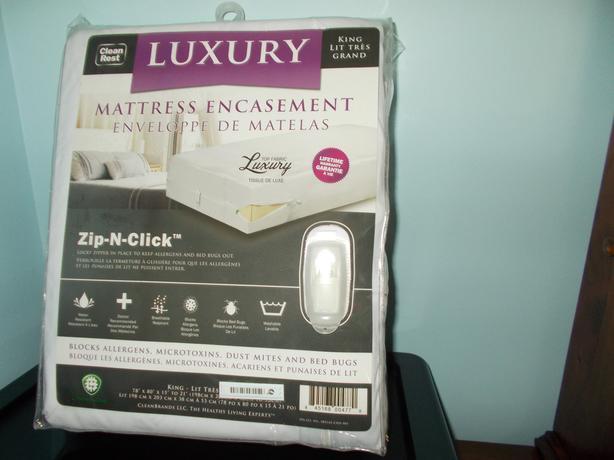 Mattress Encasement King Size Vernon Okanagan