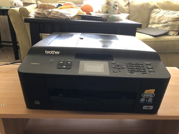 Brother Printer and Scanner (WIFI) Victoria City, Victoria