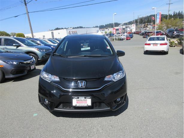 2015 Honda Fit EX