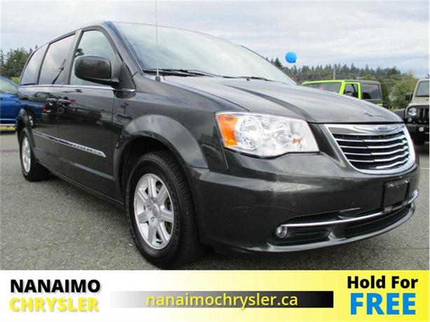 2012 Chrysler Town & Country Touring No Accidents Rear View Backup Camera