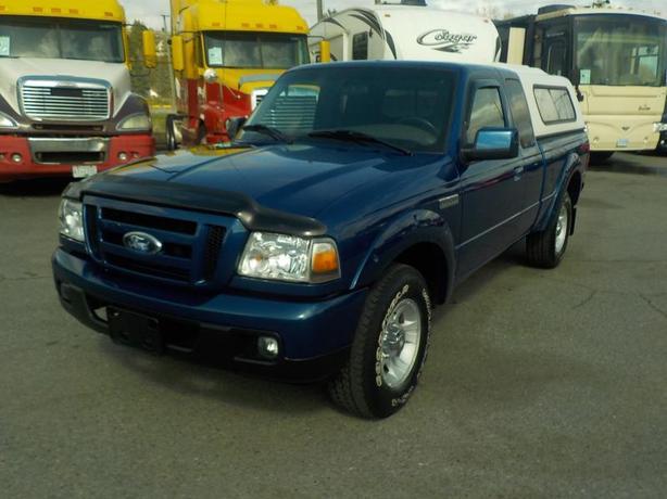 2007 Ford Ranger Sport SuperCab 4 Door 2WD