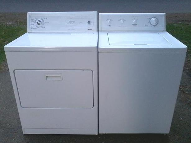 Frigidaire Washer OR Kenmore Dryer (drop-off possible)