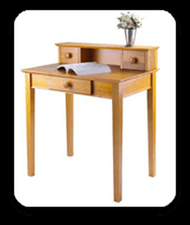 NEW Solid Wood Desks - 10% Off