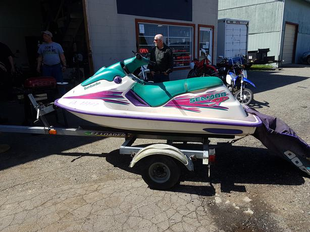  Log In needed $2,499 · 96 Seadoo for sale