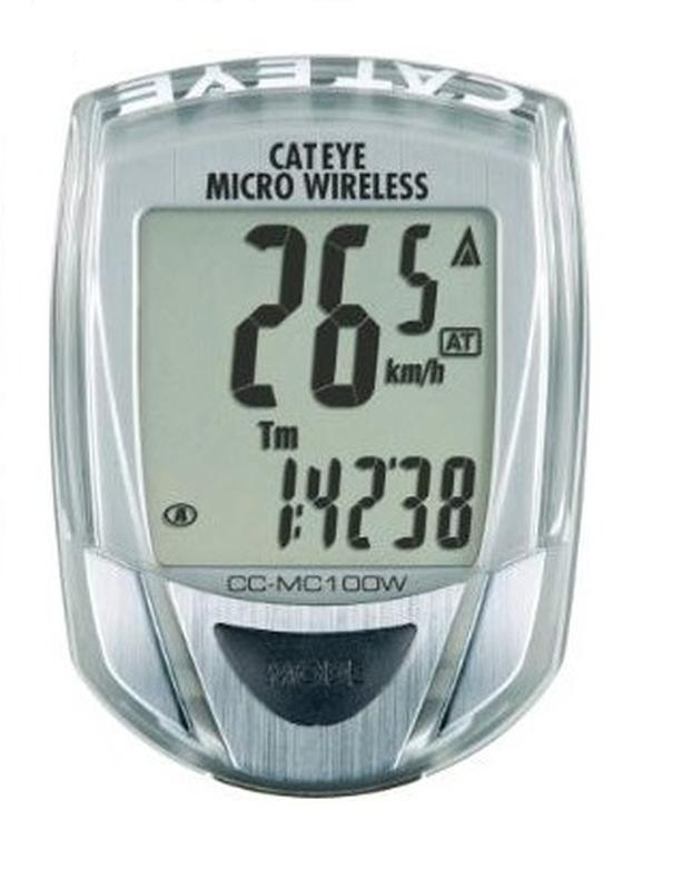 Cat Eye CC-MC100W Wireless Bicycle Bike Speedometer