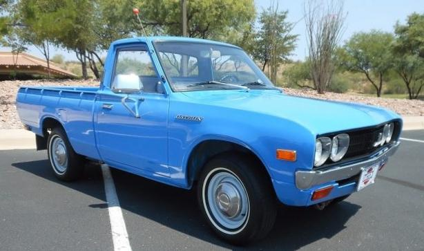  Log In needed $1,234 · wanted Datsun 620 pickup (1972-79)