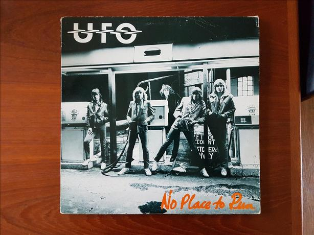 UFO - No Place to Run - vinyl