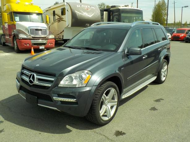 2012 Mercedes-Benz GL-Class GL350 BlueTEC Diesel 7 Passenger with Third Row Seat