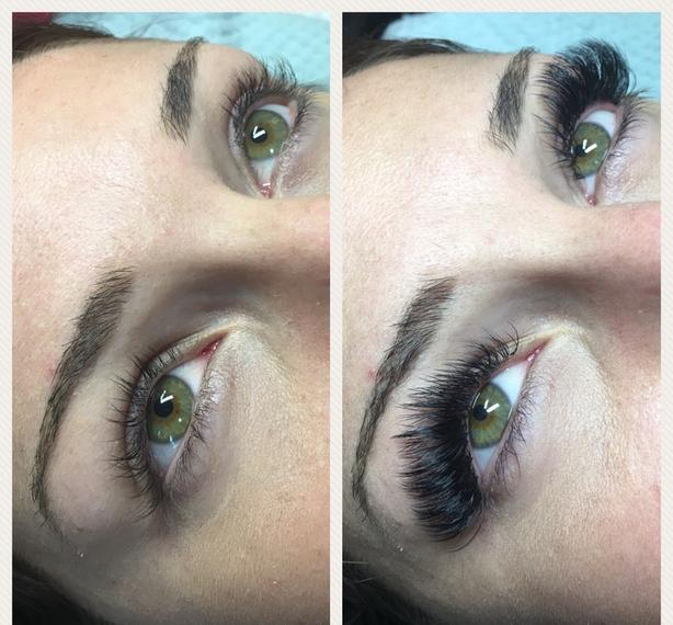 Eyelash Extensions Ilashes By Lisa Saanich Victoria