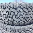 B F Goodrich KO2 LT 275/55R20 Mud/Snow-Used 1 month