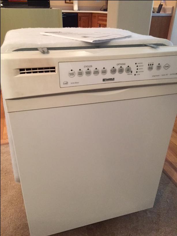 Kenmore Ultra Wash Dishwasher Malahat (including Shawnigan