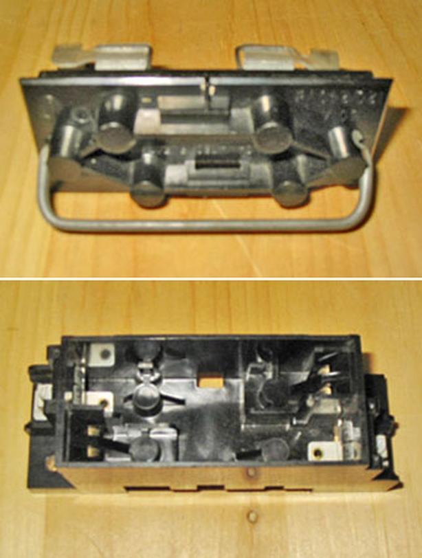 AEC 15/30 Amp Fuse Holder & Fuse Block (Complete Set) ~ Rare!