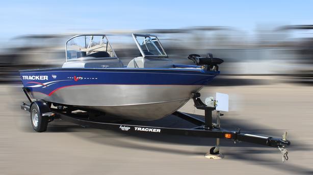 2011 Tracker ProGuide V175 WT w/Mercury 115hp 4stroke
