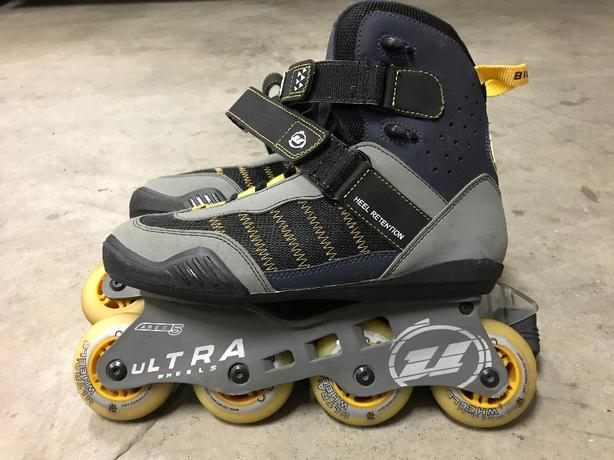 Mens Inline Skates by Ultra Wheels