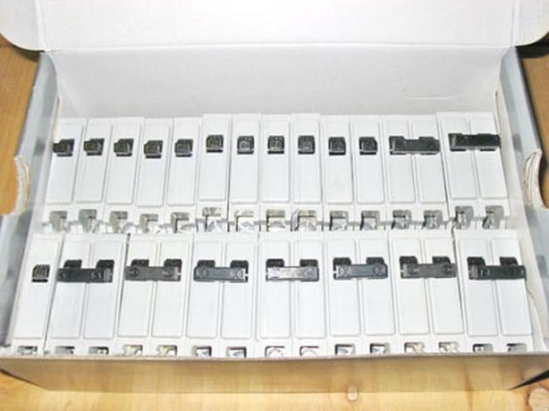 COMMANDER / SYLVANIA QBH Circuit Breakers (Mixed Lot) ~ Rare!