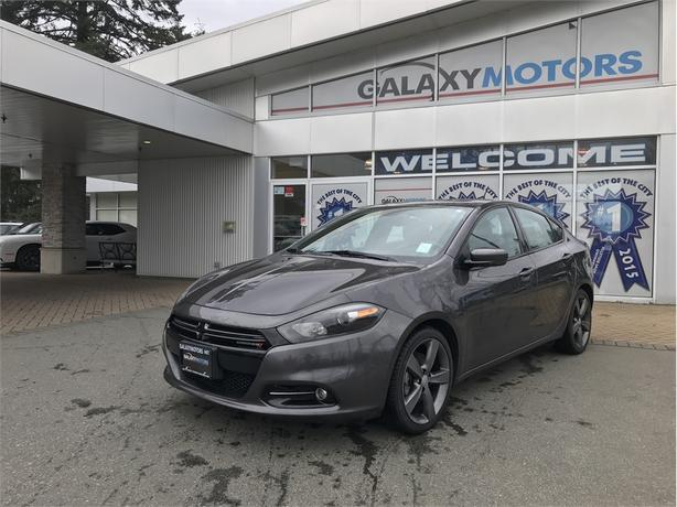 2014 Dodge Dart GT - Sunroof, Leather, NAV, Accident Free!