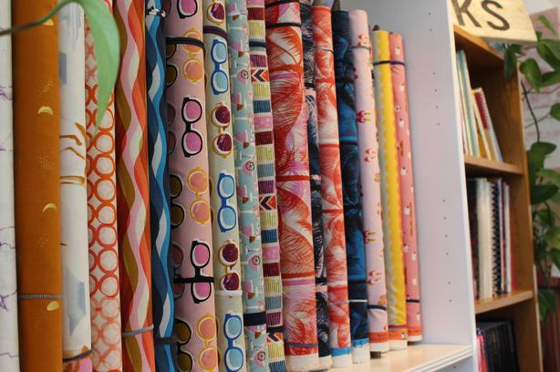 Cotton + Steel Fabrics by the Meter