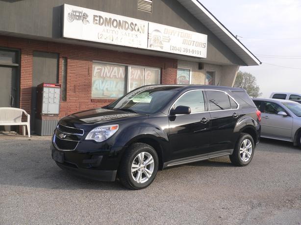 2011 Chevrolet Equinox LS  w/  1 YEAR WARRANTY