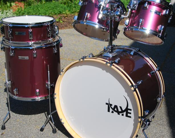 "NEW TAYE ROCK PRO DRUMS 24"" KICK – TIME FOR AN UPGRADE!"