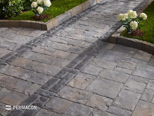 Concrete Border Stones: Anglia