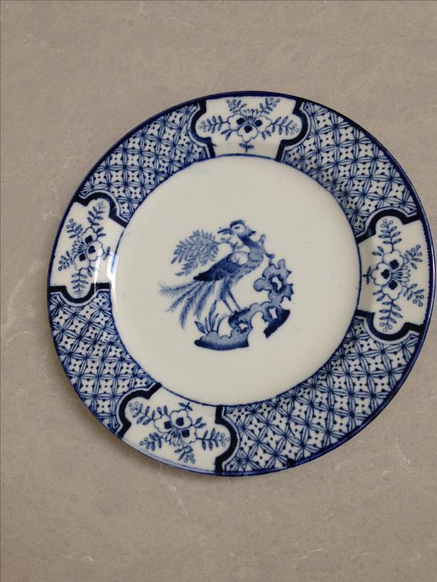 Beautiful tea plates Yuan by Wood and Sons England