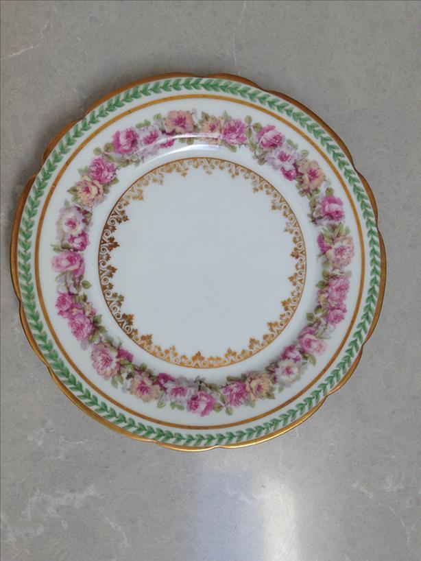 Lovely tea platter and side plates