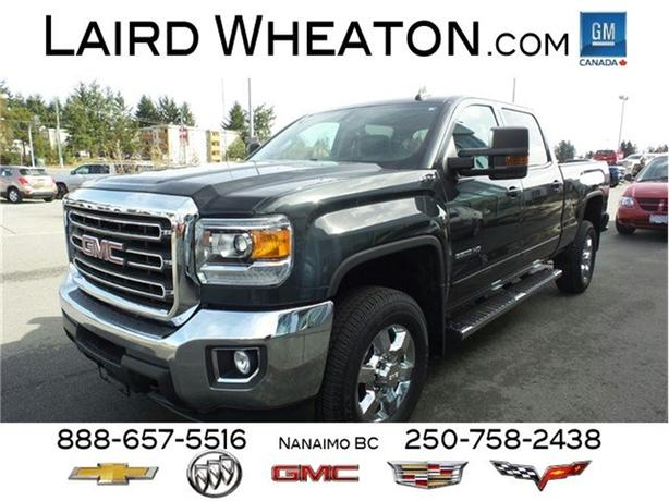 2017 GMC Sierra 3500HD SLE 4x4 Back-Up Camera, Heated Front Seats