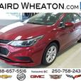 2017 Chevrolet Cruze LT Turbo, Sunroof,Bose Stereo