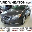 2011 Buick Regal CXL w/ SB Sunroof, Heated Seats