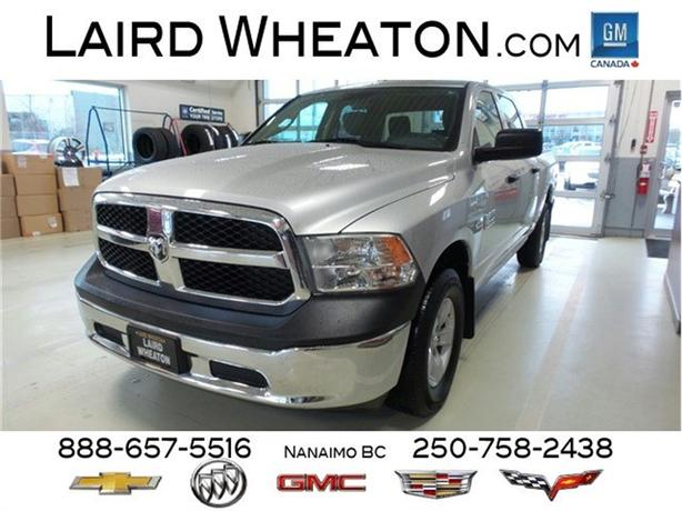 2016 Ram 1500 ST 4x4 No Accidents