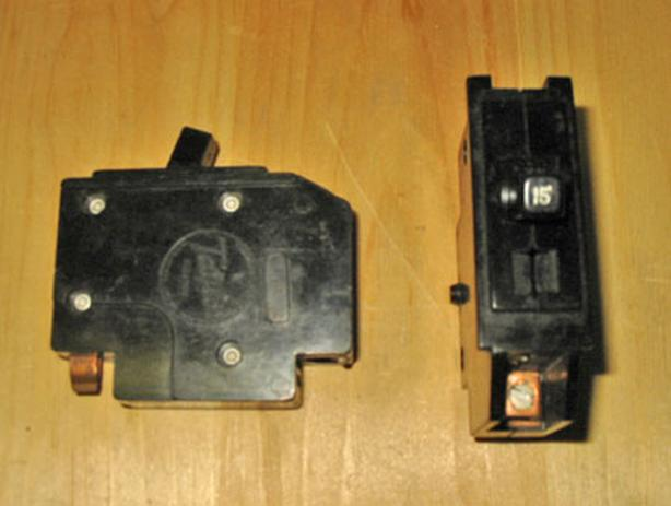 """TAYLOR ELECTRIC """"Plug-On"""" Circuit Breakers (Mixed Lot) ~ Rare!"""