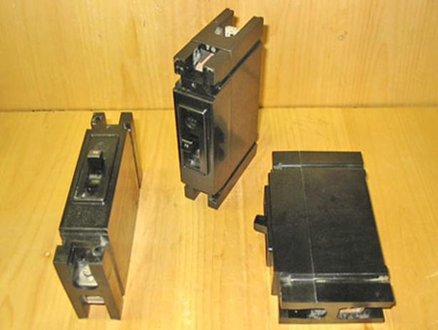 WESTINGHOUSE EHB 70 Amp, 1 Pole, 350 Vac Circuit Breaker ~ Rare!