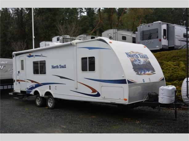 2011 Heartland North Trail 26RKS