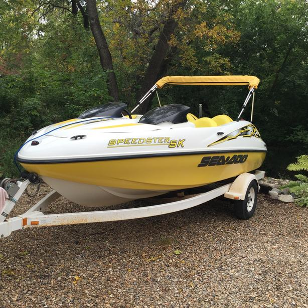1997 SEADOO SPEEDSTER SK North Regina, Regina - MOBILE