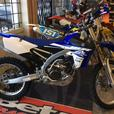 2015 Yamaha WR250F low hours fully loaded