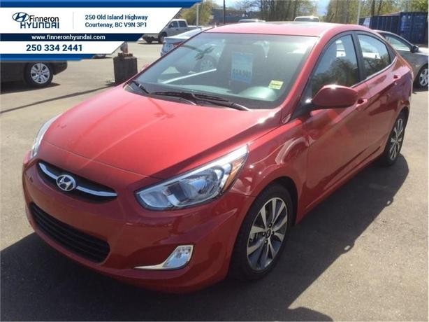 2017 Hyundai Accent SE  Sunroof, Bluetooth