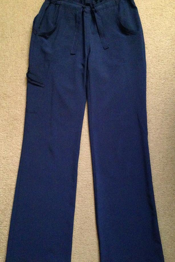 Royal Blue Scrub Pants