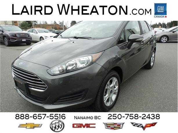 2016 Ford Fiesta SE One Owner No Accidents