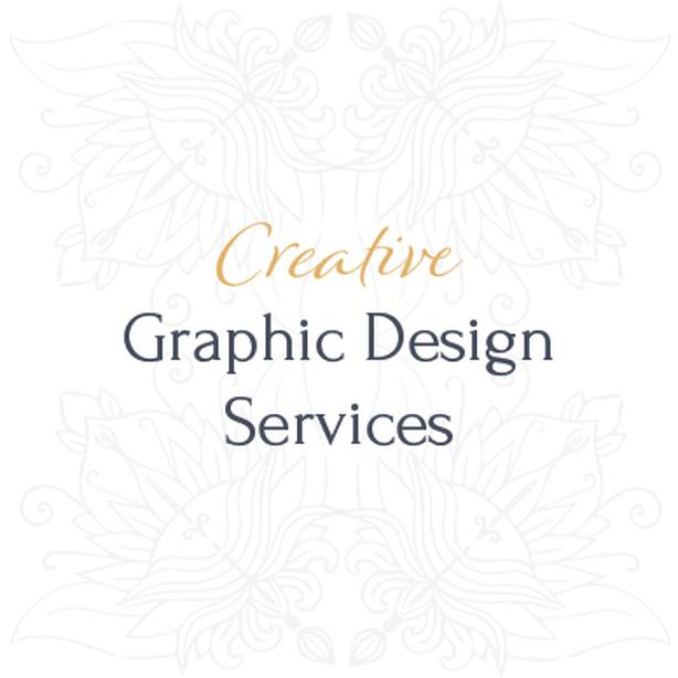 Creative Graphic Designer - Slots still available for May & June