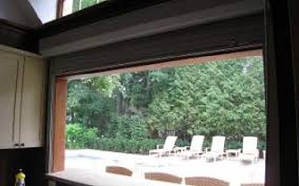 Garage door, Window, Cabana, Counter, Cabinet, Shed, Pool house /Boat house
