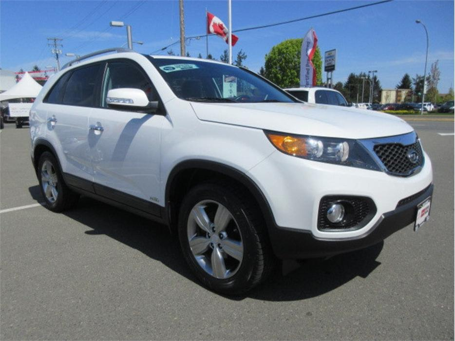 Kia Thunder Bay >> 2013 Kia Sorento EX Luxury AWD Loaded Options Accident Free Outside Victoria, Victoria