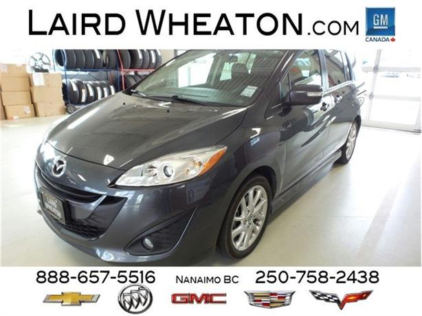 2017 Mazda Mazda5 GT, Bluetooth, Sunroof