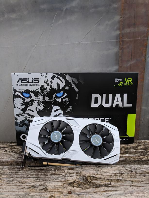 ASUS GeForce GTX 1060 3GB Dual-Fan OC Edition Graphics Card (DUAL-GTX1060 08ad2ed729b41