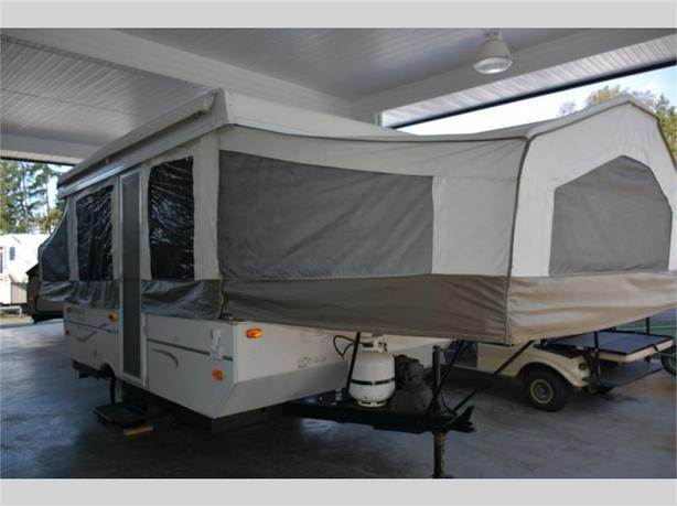 2007 Rockwood Freedom Tent Trailer 2280