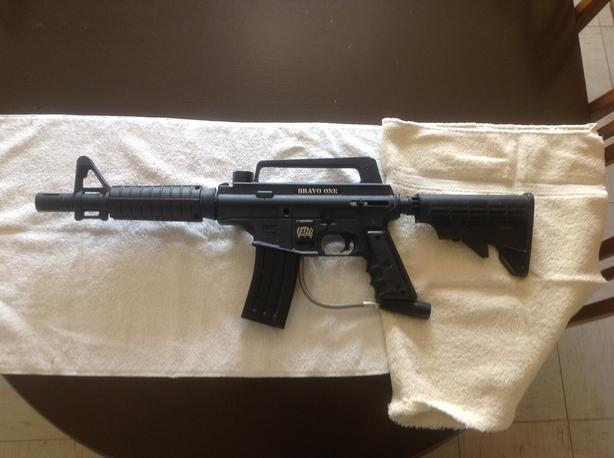 Tippmann TPN Series Paintball gun