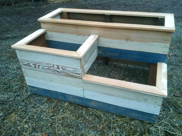 Log In Needed 135 Reclaimed Wood Planter Boxes
